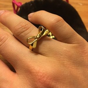 ❗️SALE❗️Kate spade bow ring